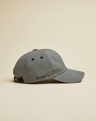 Ted Baker BRISTOW Semi plain baseball cap