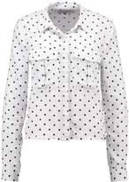 Superdry NOLITA Shirt white/black