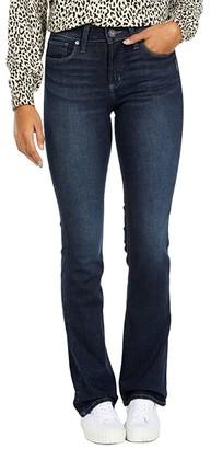 Silver Jeans Co. Suki Mid-Rise Curvy Fit Slim Boot Jeans L93616SDK479 (Indigo) Women's Jeans