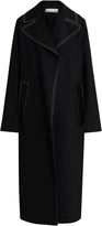 Marni Contrast-stitch oversized coat