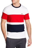 Lacoste Colorblocked Tee