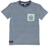 Soul Cal SoulCal YD Striped T Shirt Junior Boys