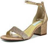 Betsey Johnson Blue By Miri Evening Sandals