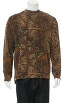Yeezy Season 3 Camouflage Sweater w/ Tags