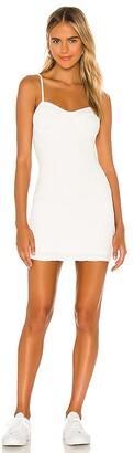 Majorelle Halle Bustier Dress