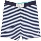 Nautica Quick Dry Striped Boardshort