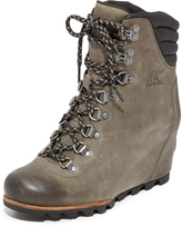 Sorel Conquest Wedge Booties