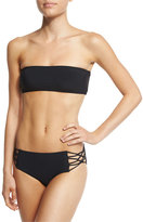 Michael Kors Strappy Bandeau Two-Piece Swimsuit