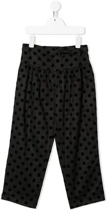 Stella McCartney Polka Dot Trousers