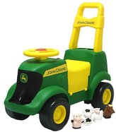 John Deere Sit 'N' Scoot Activity Tractor