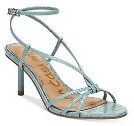 Sam Edelman Women's Pippa High-Heel Strappy Sandals