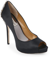 Badgley Mischka Black Kiara High Heel Shoes