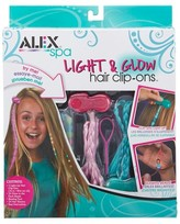 Alex Spa Color and Glow Hair Clip Ons