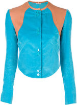 Nina Ricci cropped fitted jacket