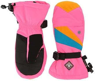 Spyder Couloir GTX (Little Kids/Big Kids) (Bryte Bubblegum) Extreme Cold Weather Gloves