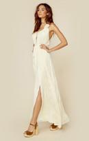 The Jetset Diaries laleli silk maxi dress