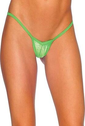 BodyZone Women's V Front Thong