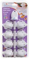 Dream Baby Dreambaby Adhesive Mag Lock (Set of 8)