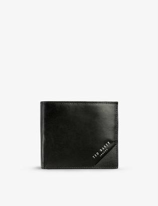 Ted Baker Prug leather wallet