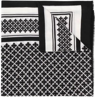 By Malene Birger Two-Tone Wool Scarf