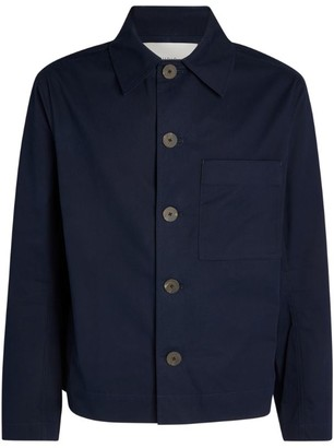 Studio Nicholson Cotton Miko Overshirt