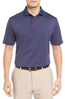Peter Millar Men's Sheppard Stripe Performance Polo