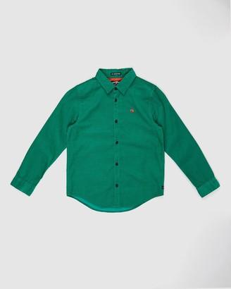 Scotch Shrunk Clean Corduroy Shirt - Kids