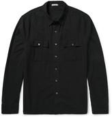 James Perse - Slim-fit Cotton-gauze Shirt