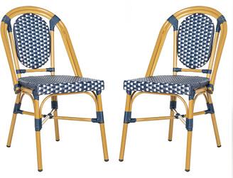 Safavieh Lenda French Stackable Bistro Chair