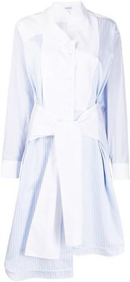 Loewe Tie Front Dress