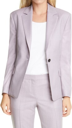 HUGO BOSS Janera Wool Blazer