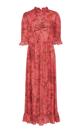Sea Mimi Printed Midi Dress