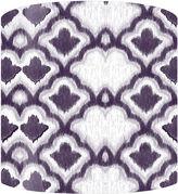 Asstd National Brand Purple Cloud Pattern Drum Lamp Shade