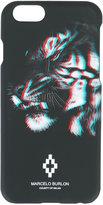 Marcelo Burlon County of Milan tiger print iPhone 6 case - men - PVC - One Size