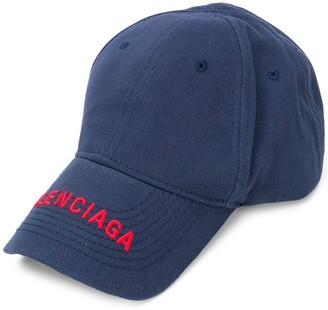 Balenciaga Logo Cap