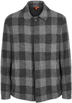 Barena Grey Checked Jacket