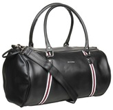 Ben Sherman Iconic Barrel Bag (Black) - Bags and Luggage
