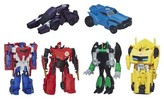 Transformers Robots in Disguise Collection