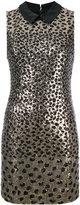 Philipp Plein leopard print dress - women - Polyamide/Spandex/Elastane - S