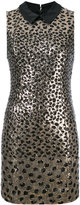 Philipp Plein leopard print dress