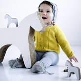 Artful Kids Trojan Horse Cardboard Play Stool