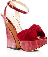 Charlotte Olympia Vreeland Platform High Heel Sandals