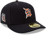 New Era Men's Navy Detroit Tigers 2020 Spring Training Low Profile 59FIFTY Fitted Hat