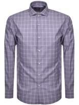 Boss Business BOSS HUGO BOSS Slim Fit Jason Shirt Purple