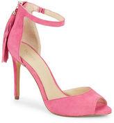 Botkier New York Anna Tasseled High Heeled Sandals