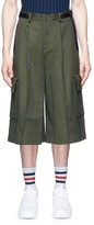 Staffonly 'Jenkins' oversized cavalry twill cargo shorts