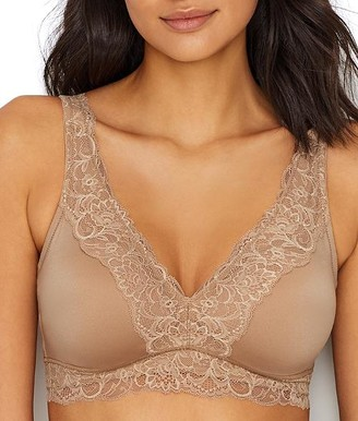 Warner's Lace Escape Wire-Free Contour Bra