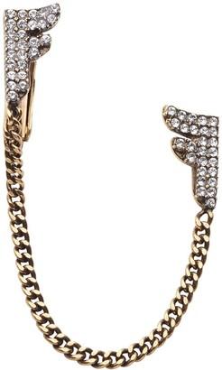 Fendi Freedom monogram embellished ear cuff