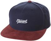 Element Hudson Snapback Cap Blue