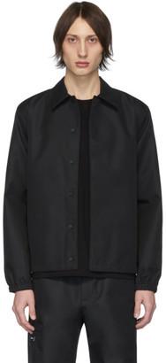 AFFIX SSENSE Exclusive Black Tech Jacket